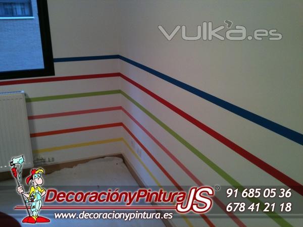 Decoracion y pintura madrid leganes c san andres 4 - Pintores en leganes ...