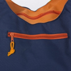 Bolsas de playa. bolsa playa summer cuadros cremallera azul oscuro en la llimona home (1)