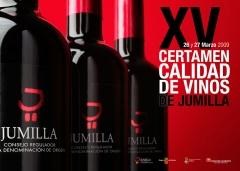 Cartel denominacion de origen vinos de jumilla