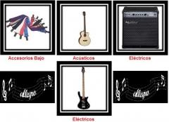 Instrumentos musicale sevilla: allegro