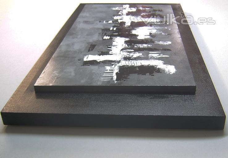 Foto 0010 cuadros abstractos pintura moderna abstracta for Cuadros abstractos baratos