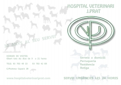 HOSPITAL VETERINARIO J.PRAT