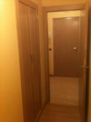 Puertas, parquet y armario de roble