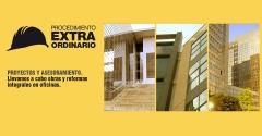 Proyectos de arquitectura madrid, licencias de obra madrid