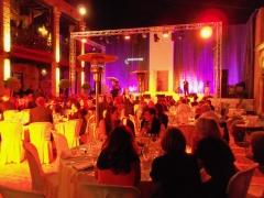 Fiesta restaurante bailonia - mayo 2012