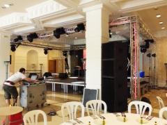 Boda hotel villa padierna- mayo 2012