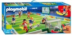 Vive la pasi�n de la eurocopa 2012 en tu casa con este estadio con jugadores