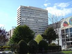 Ayuda empresarial -edificio eurocentro