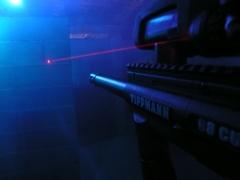 Siente la emoci�n en primera persona en area laser en huelva