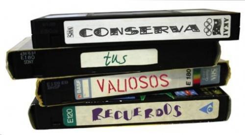 Pasamos tus cintas de vídeo a dvd. Otros formatos
