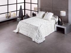 Manta de pelo ,sintetico ,tacto suave , para cama o sofa con opcion ,de cojin a juego