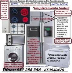 REPARACIONES BALLESTEROS - MALAGA - 951258356