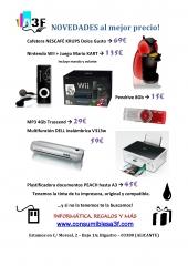 Nuevos productos ya disponibles y como siempre al mejor precio!!