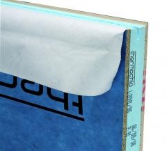 Thermochip plus presenta en su cara superior una l�mina impermeable transpirable adherida al panel