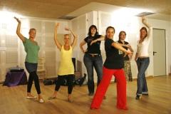 Clase de espa�ol descubre flamenco en sevilla