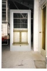 Puerta-ventana anti-p�jaros.