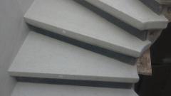 Reconstrucción escalera antigua de terrazo (3)