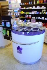 Farmacia, toledo, mostrador, promociones