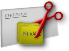 Eliminación permanente de datos y con certificado en valencia