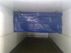 Separador carga camion frigo