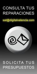 Consulta tus reparaciones: sat@digitalvalencia.com