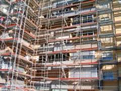 Proyecto y rehabilitacion fachada