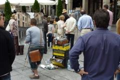 Certamen de pintura rapida de segovia 10-06-2012