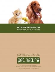 Foto 1 animales y mascotas en Lugo - Pet Natura de Sanidad Animal S.l.