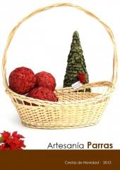Cat�logo 2012 - Cestas de Navidad