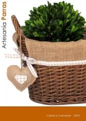Cat�logo 2012 - cestas y cu�vanos