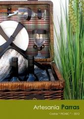 Cat�logo 2012 - cestas picnic
