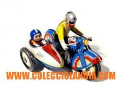 Colecciolandia.com ( tienda de juguetes en madrid especializada en juguetes de hojalata)