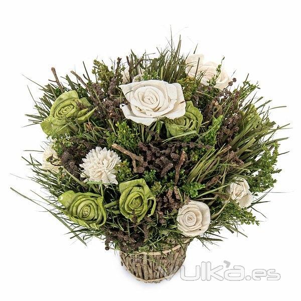 Flores artificiales para decoracion cosmos online auto - Plantas artificiales para decorar ...