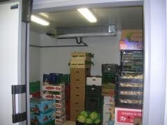 Camara frigorifica para fruta