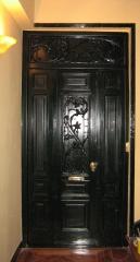 Puerta acorazada modelo epoca