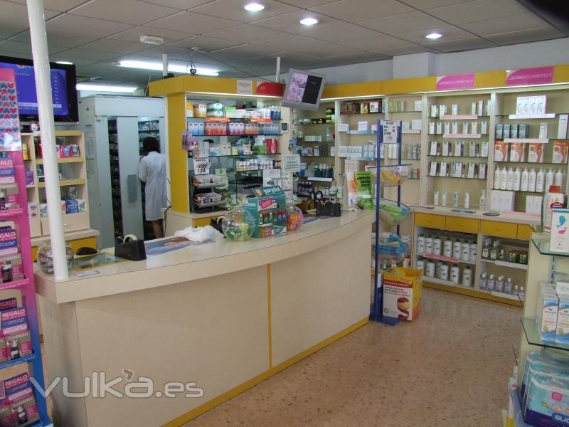 farmacia ortopedia ciudad jardin