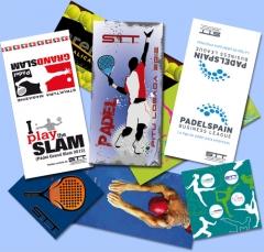 Toallas deportivas de microfibra personalizadas, toallas clubs, toallas eventos, toallas publicitari