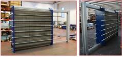 Intercambiadores de placas desmontables, termosoldados y tubulares para cualquier aplicaci�n
