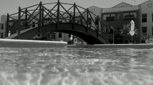 Be careful with the bridge pool :P