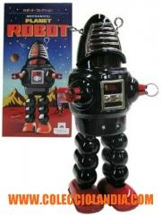 Colecciolandia.com ( robot de hojalata ) juguetería madrid robots de hojalata