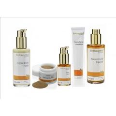 Estos son los productos dr. hauschka indicados para pieles grasas o con acn�. no te defraudar�n.