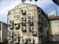 Reparaci�n y mantenimiento de aire acondicionado