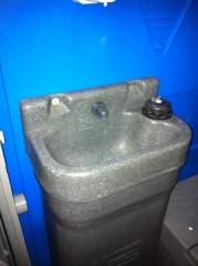 todos nuestros sanitarios disponen de lavamanos