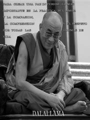 Frase reconocida por el dalai lama