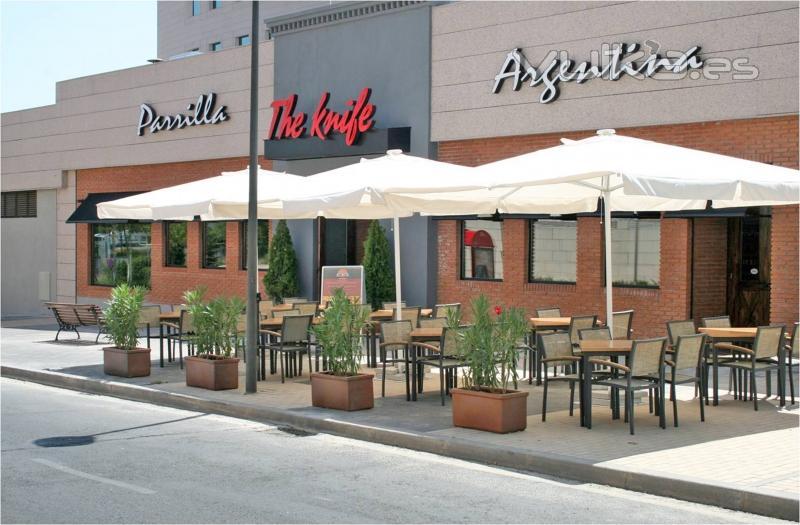 Foto fachada restaurante for Fachada para restaurante