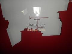 Detalle puerta despues de vinilo decorativo decoraconestilo.es zaragoza