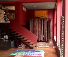Colgador alfombras