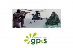 Seguridad en defensa: tierra, mar y aire