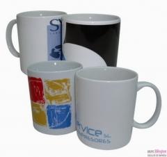 Tazas publicitarias personalizadas, mugs personalizados para publicidad