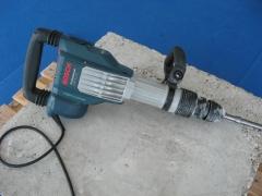 Reparaci�n de martillos el�ctricos.